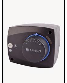 Электричний привід AFRISO