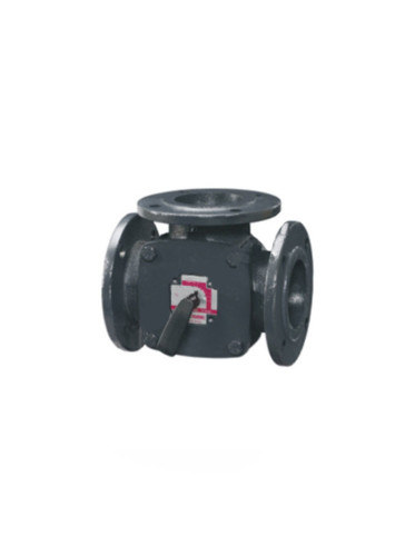 womix 3-х клапан DN 100 HFE-3 чавун флянець