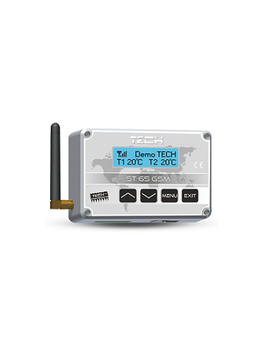 Автоматика для котла TECH ST-65