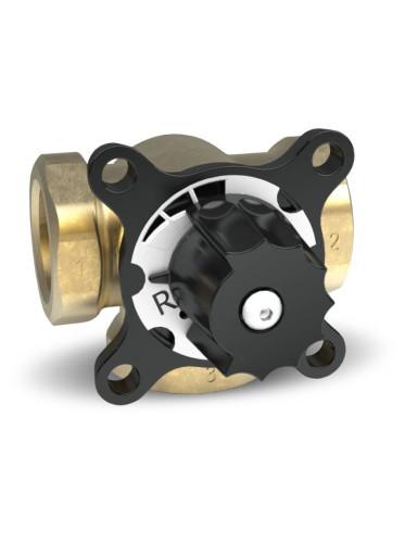"""Триходовий клапан змішувача VEXVE AMV 3131 R1 1/4"""""""